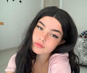 body, eyebrow, and hair image