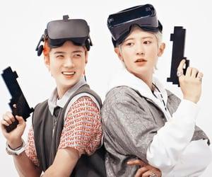 kpop, exo, and chanyeol image