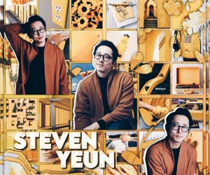 aesthetic, twd, and steven yeun image