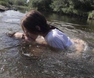 boyfriend, couples, and lake image