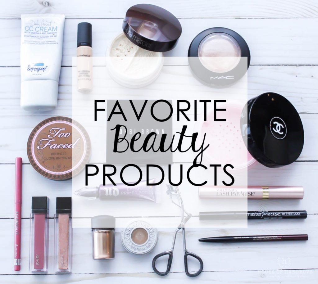 article and beauty products image
