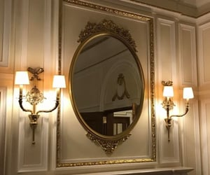 mirror, aesthetic, and vintage image