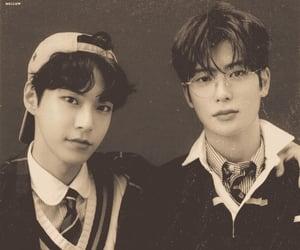 jaehyun, doyoung, and jung jaehyun image