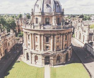 college, oxford, and university image