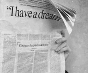 classic, Dream, and newspaper image