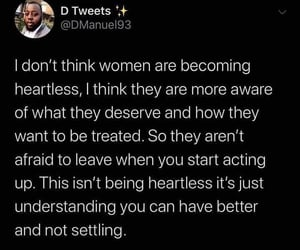 Relationship and women image