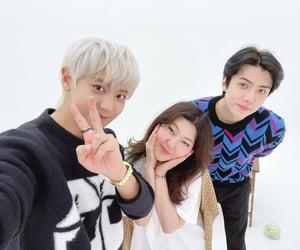sehun, exo, and chanyeol image