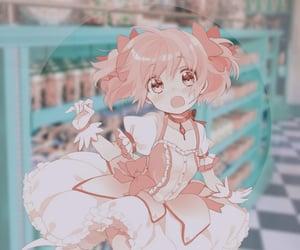 anime, theme, and puella magi madoka magica image