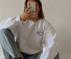cozy, fashion, and white image