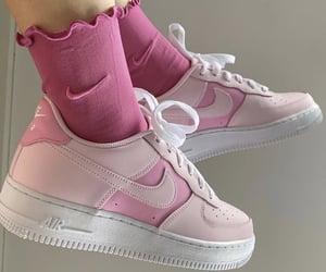 dark pink, fashion, and light pink image