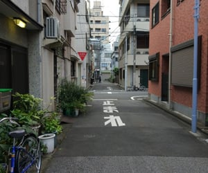 japan, japanese, and streets image