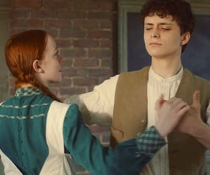 anne of green gables, couple, and gilbert blythe image