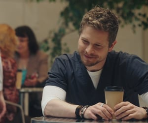 matt czuchry, the resident, and conrad hawkins image