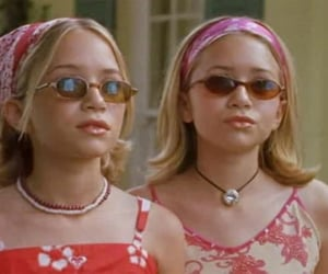 2000s, ashley olsen, and celebrities image