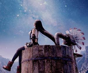 ff, final fantasy VII, and final fantasy image