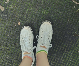garden, keds, and nature image