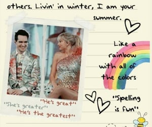 albums, brendon urie, and journal image