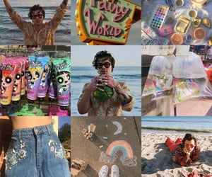 layout, Harry Styles, and harry styles theme image