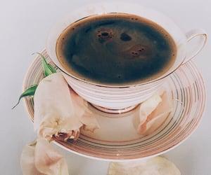 coffee, rose, and espresso image