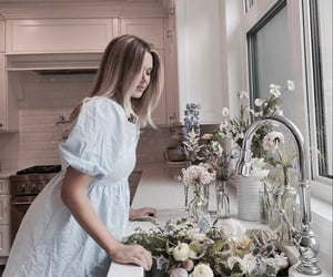 bouquet, decor, and home image