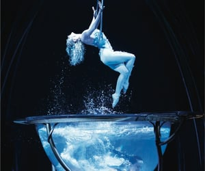 aesthetics, burlesque, and water image