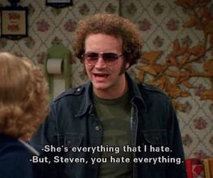 that 70s show, hyde, and steven image