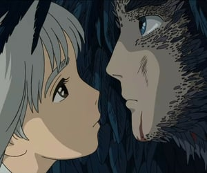 ghibli, howl's moving castle, and sophie image