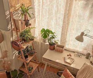 boho, office, and decoration image