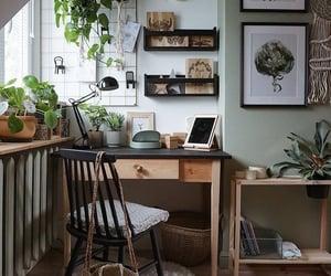 decoration, green, and interior design image