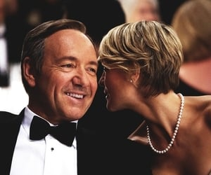 couple, kevin spacey, and politics image