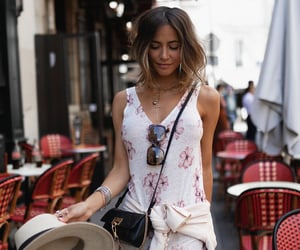 blogger, hat, and street style image