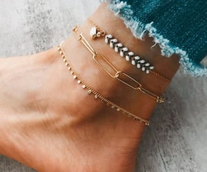 accessory, beauty, and bracelets image
