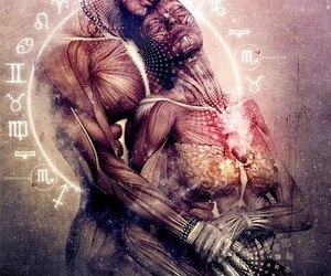 breathing, man, and soul image