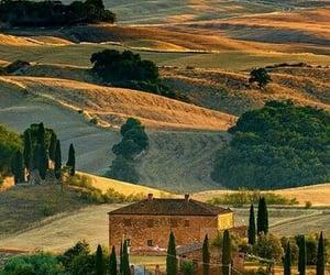 italy, travel, and Tuscany image