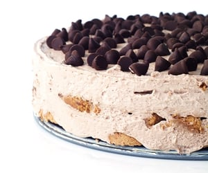 sweet, chocolate chips, and dessert image