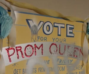 The Breakfast Club, Prom, and prom queen image