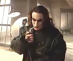 90s, brandon lee, and dark image
