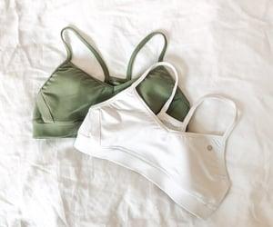 bra, fashion, and fitness image