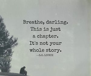 quotes, breathe, and story image