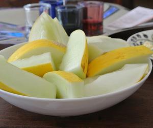 blog, healthy food, and honey melon image