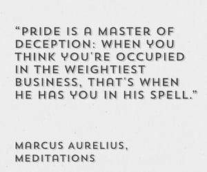 pride, marcus aurelius, and master of deception image