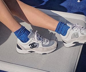 aesthetic, chanel, and shoes image