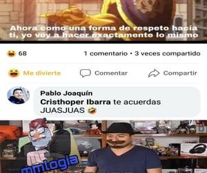 facebook, gracioso, and memes image
