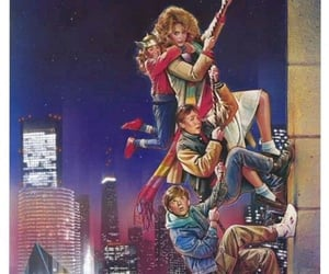 movies, adventures in babysitting, and 80's image