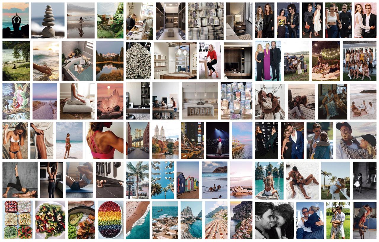 fitness, pareja, and abundancia image