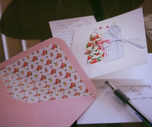letters, photography, and pink image