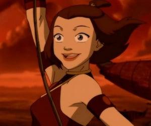 suki, avatar, and avatar the last airbender image