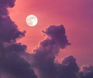 background, cloud, and clouds image