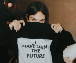 future, grunge, and alexa chung image