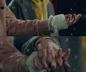 hands, kdrama, and jackson image